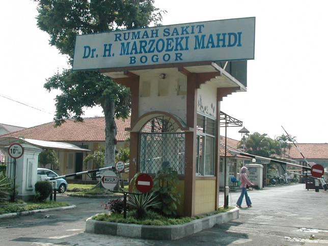 RS. Dokter Haji Marzoeki Mahdi